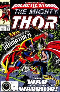 007- The Mighty Thor #445 - Page 1