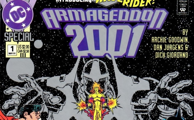 "Because NO ONE Demanded it! – ""Armageddon 2001"" and the Adolescence of the DCU"