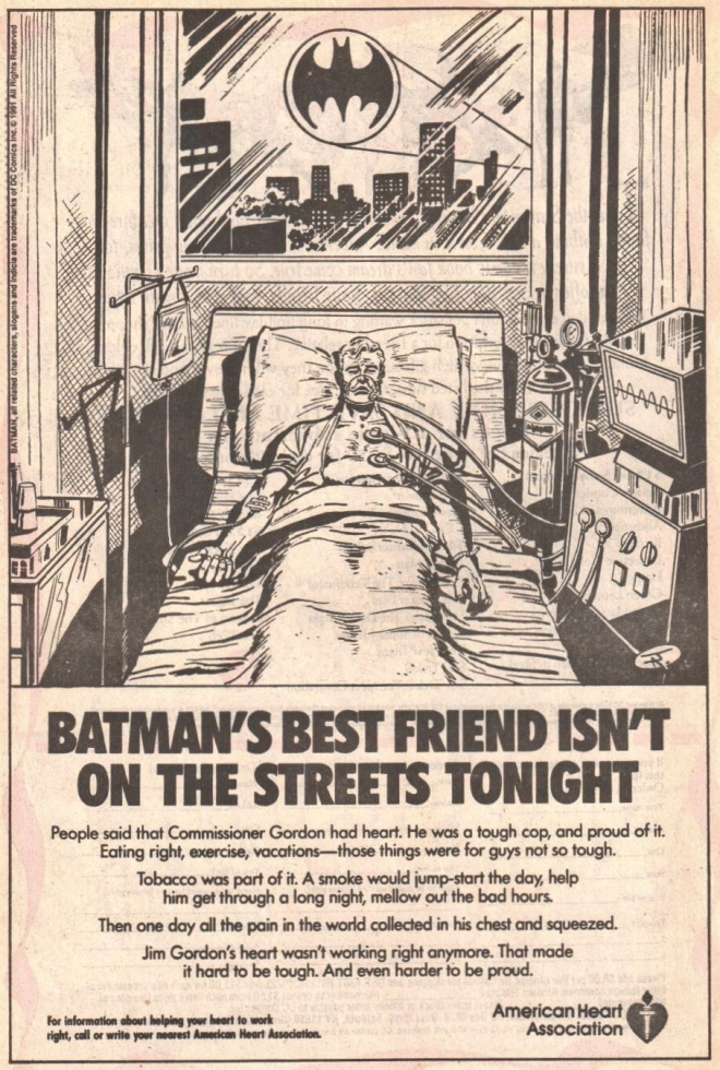 Ad from an issue of