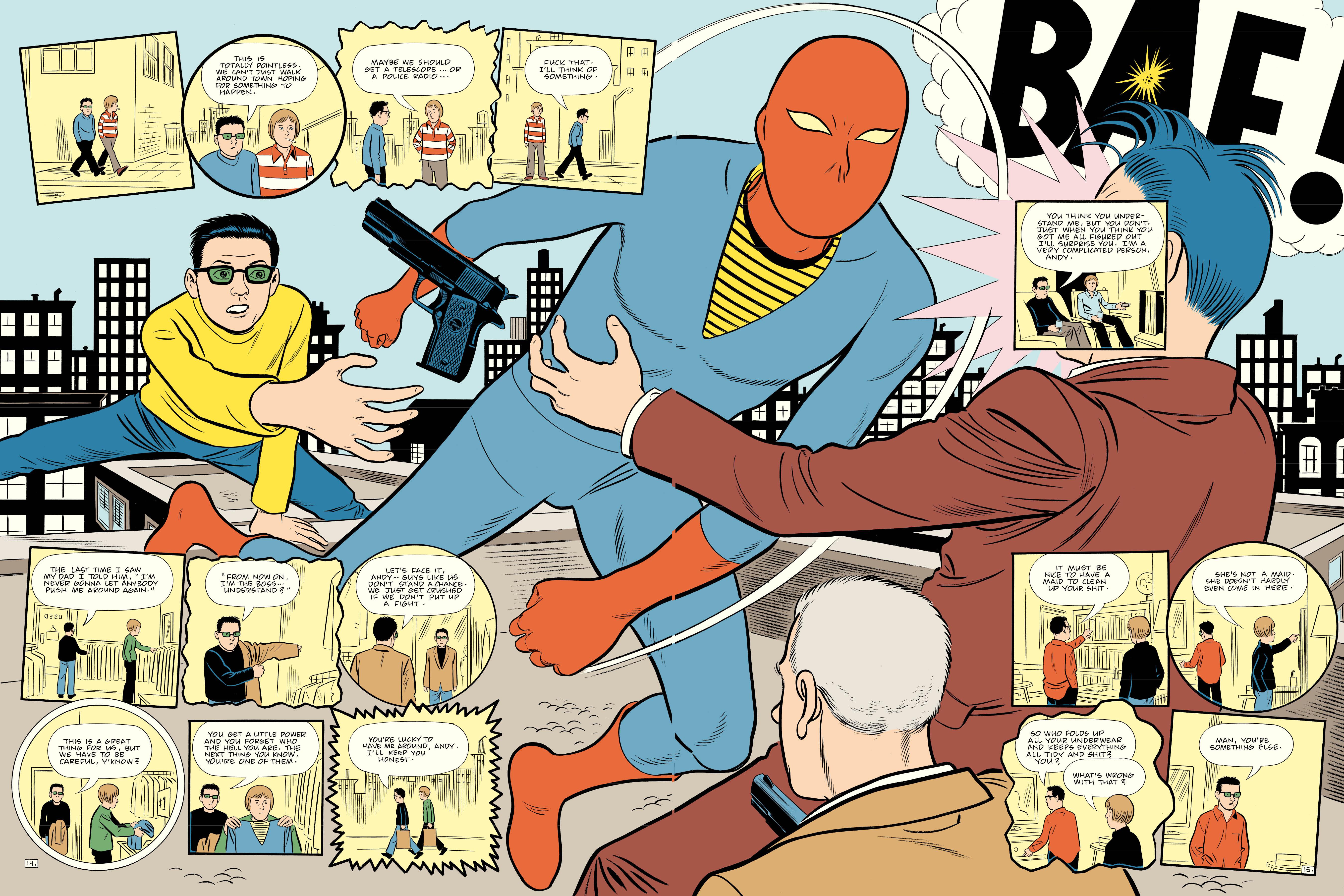 vertigo comics | the unspoken decade: 90's comic book blog