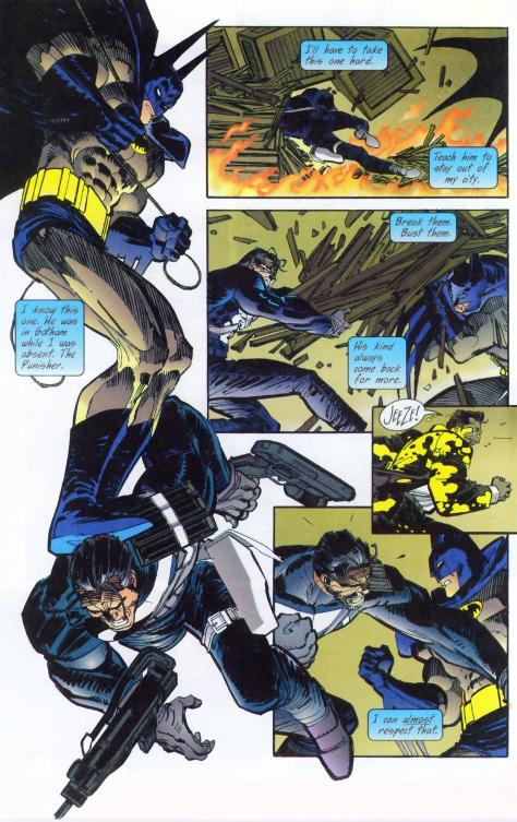 Punisher & Batman - Deadly Knights #446 - Page 11