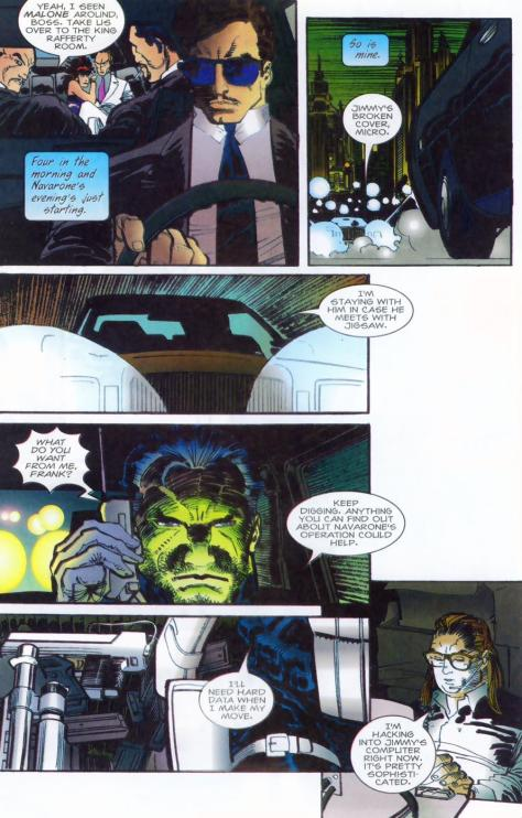 Punisher & Batman - Deadly Knights #446 - Page 22