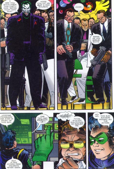 Punisher & Batman - Deadly Knights #446 - Page 27