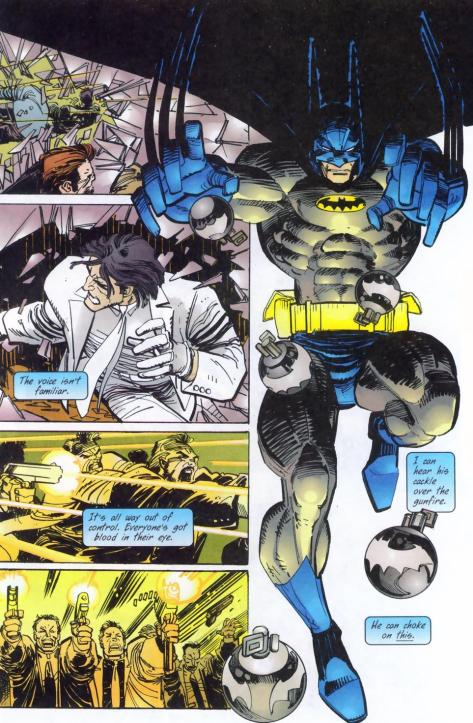 Punisher & Batman - Deadly Knights #446 - Page 29