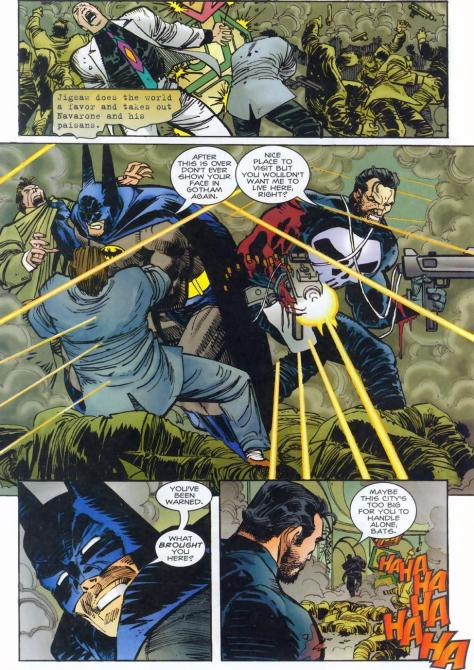 Punisher & Batman - Deadly Knights #446 - Page 34