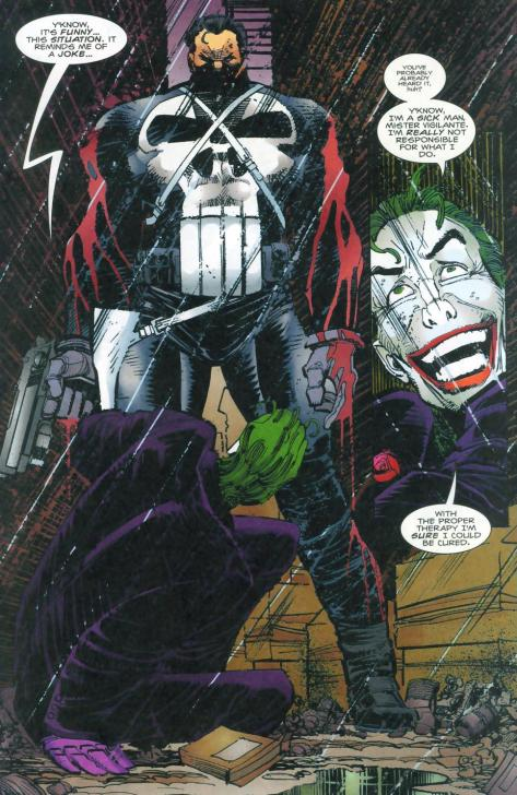 Punisher & Batman - Deadly Knights #446 - Page 41