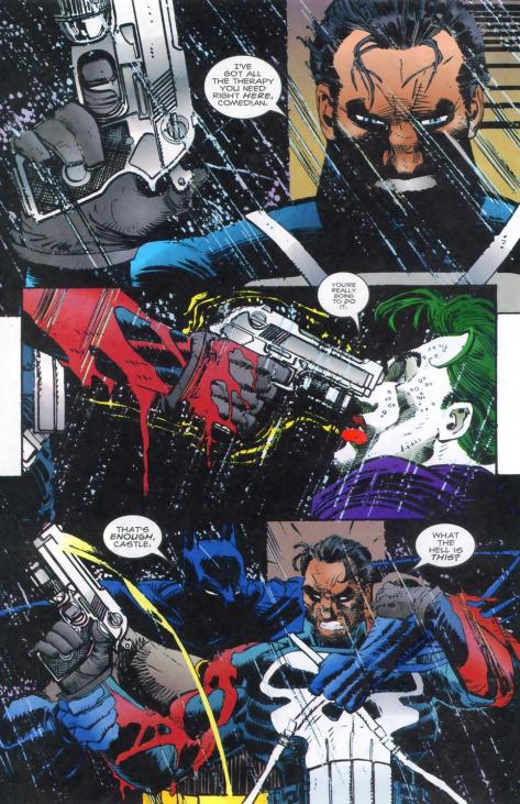 Punisher & Batman - Deadly Knights #446 - Page 42