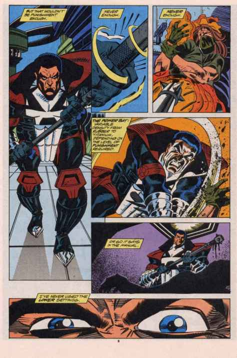 The Punisher 2099 #001 - 05