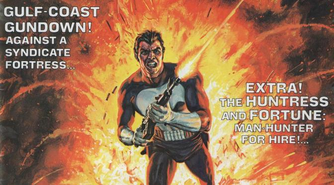 Six Weeks of Punishment (Week 4) — The Punisher in Marvel Super Action #1