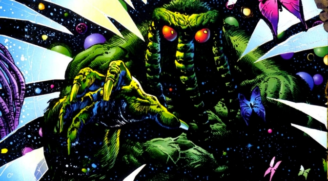 New Beginnings at the End of All Things: Man-Thing Vol. 3 by Emily Scott