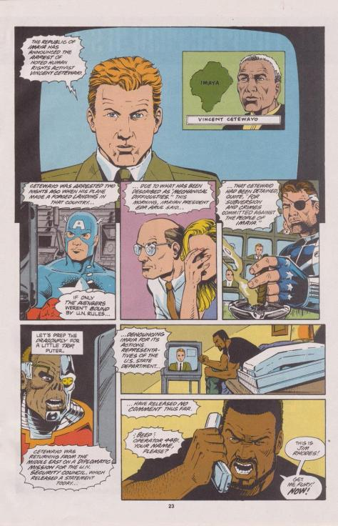 War Machine #1 - Page 20