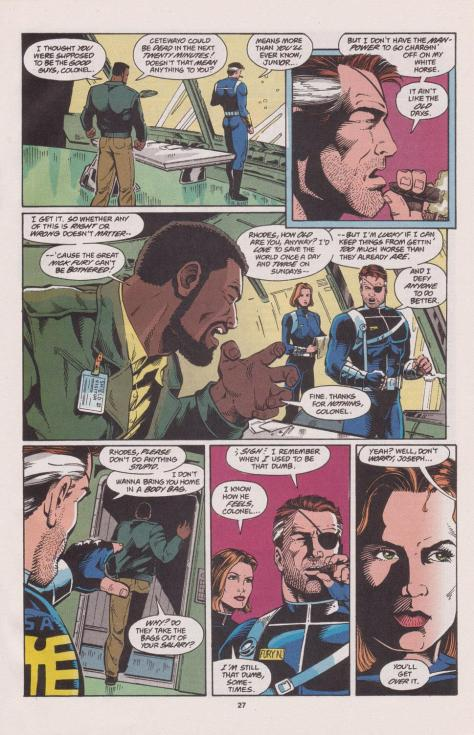 War Machine #1 - Page 22