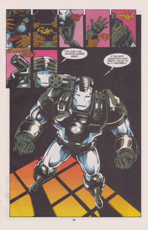 War Machine #1 - Page 24
