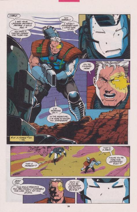War Machine #1 - Page 34