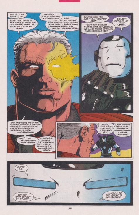 War Machine #1 - Page 35