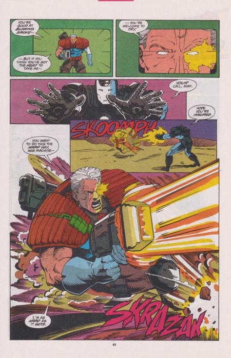 War Machine #1 - Page 36