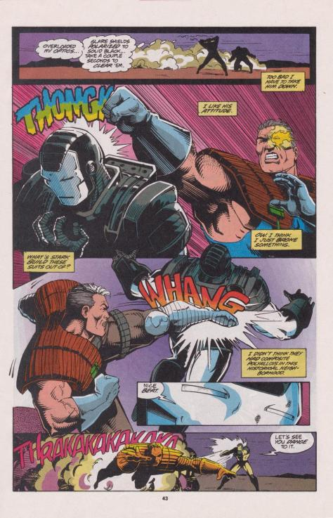 War Machine #1 - Page 38