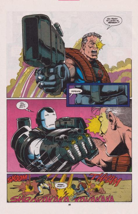 War Machine #1 - Page 41