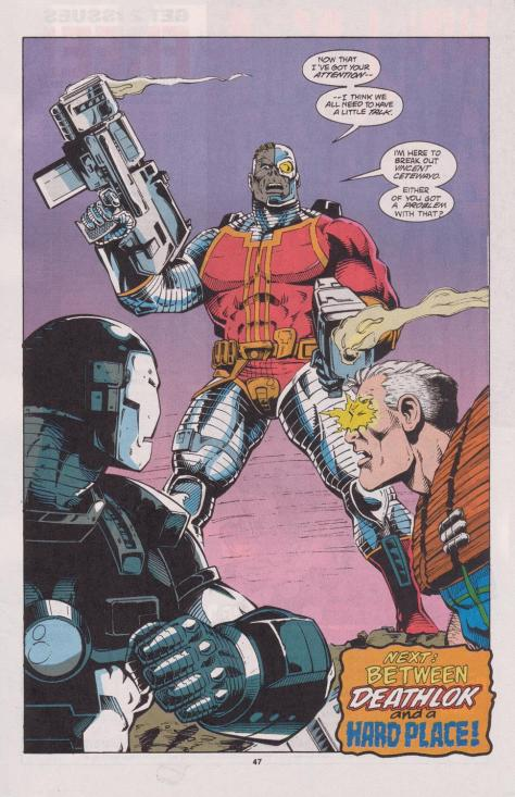 War Machine #1 - Page 42