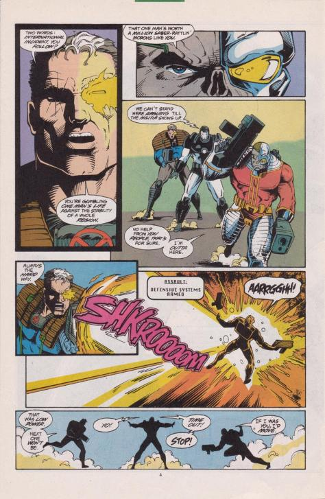 War Machine #2 - Page 4