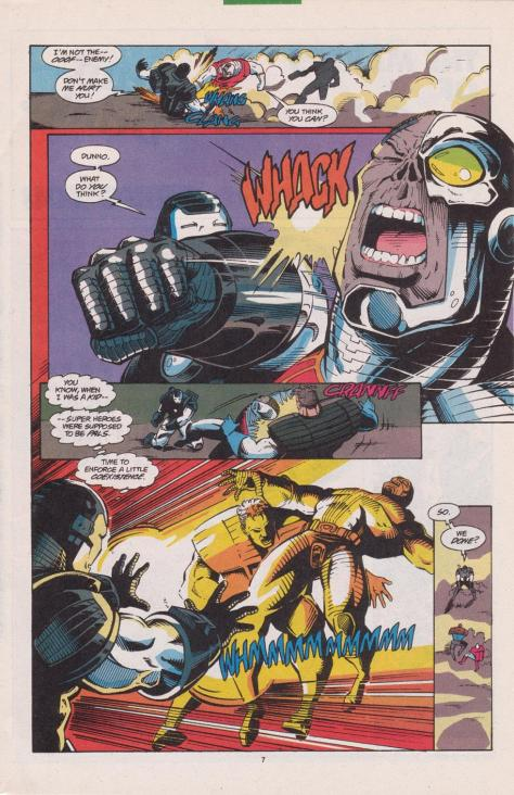 War Machine #2 - Page 6