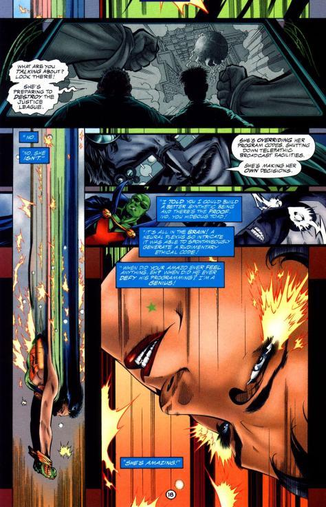 JLA #5 - Page 20