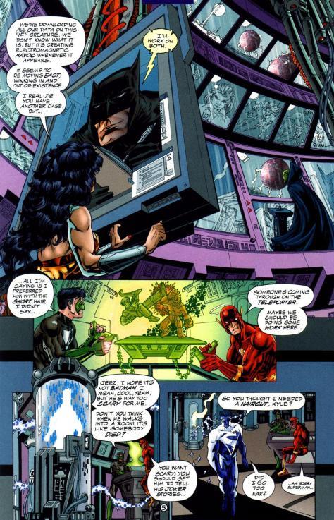 JLA #5 - Page 7