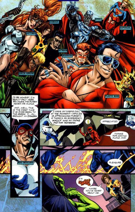 JLA #5 - Page 9