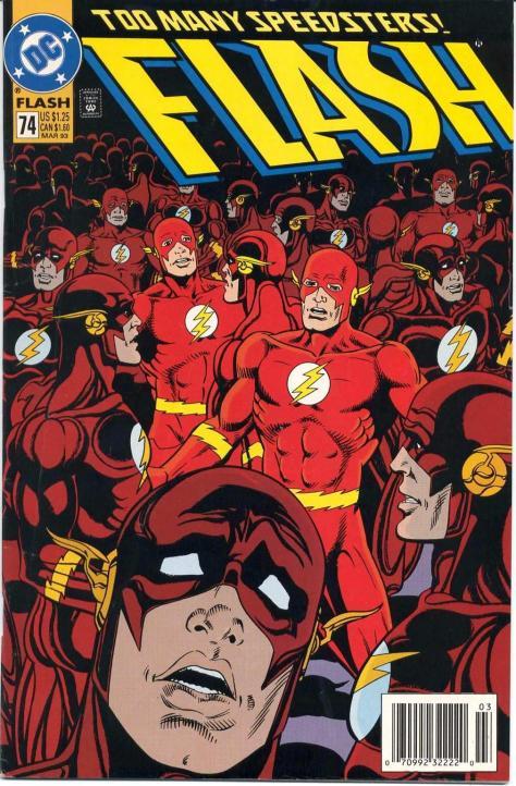 Flash V2 #74 - Page 1