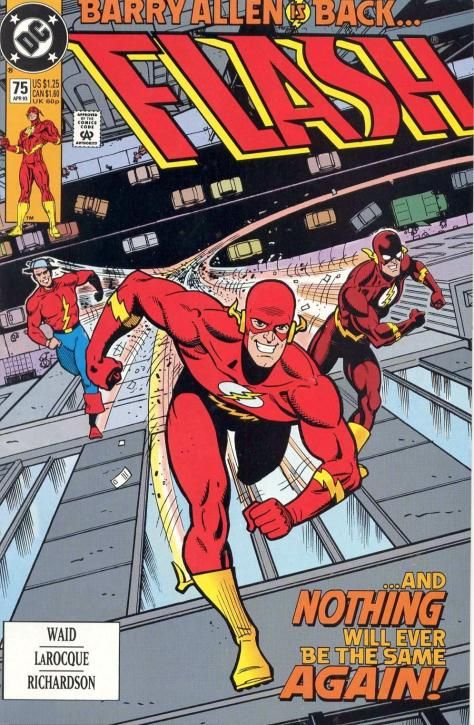 Flash V2 #75 - Page 1