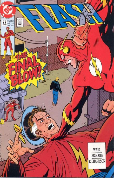 Flash V2 #77 - Page 1