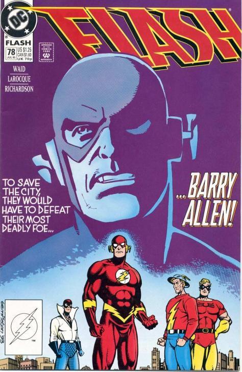 Flash V2 #78 - Page 1