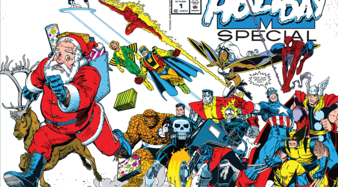 SBTU Presents: The 1991 Marvel Holiday Special!
