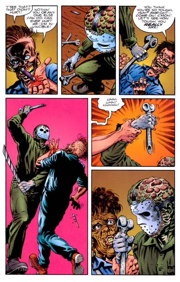 Jason Vs Leatherface #2 of 3_Jason_Vs_Leatherface_2_p24