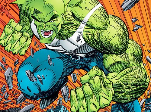 Image @ 25 : The Savage Dragon